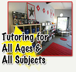 Tutoring in all subjects for all ages